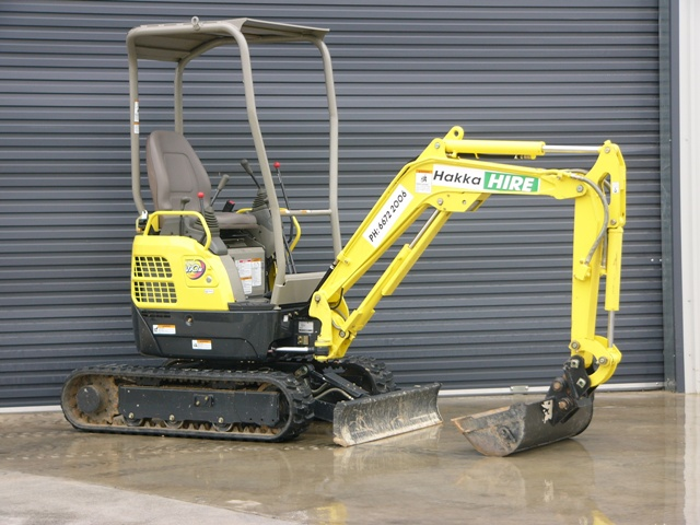 Diggers, Excavators & Loaders for Hire
