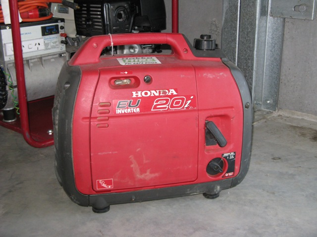 Power Generators for Hire