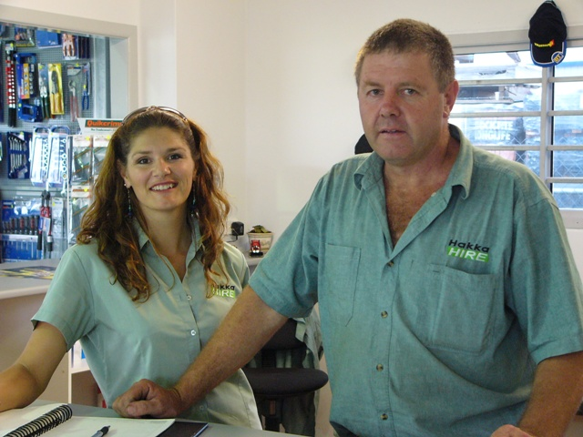 Daryl and Lee of Hakkahire Australia